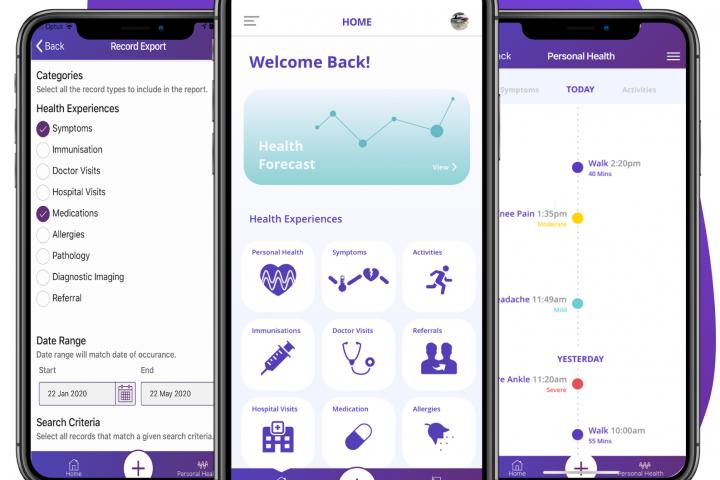 Wanngi Health Management App