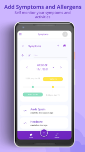 Wanngi Symptoms Screen