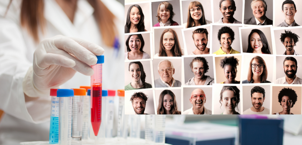 Clinical trials for people